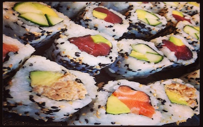 Love Sushi California Allergie